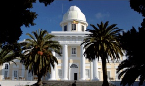 Observatorio de la Armada en San Fernando. / UMA