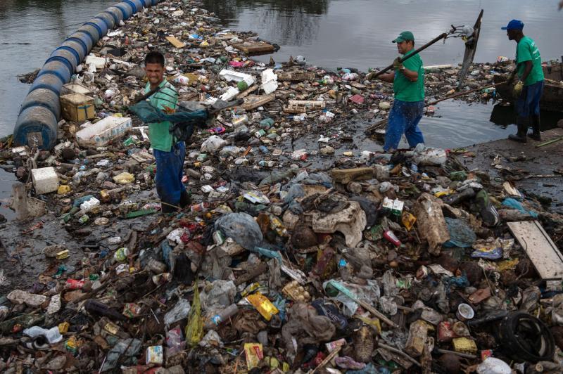 EBahía de Guanabara. / AFP