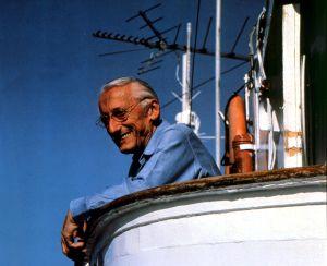 Jacques Cousteau en 1988. / Cordon Press