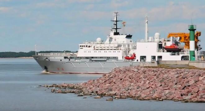 buque salvamento ruso