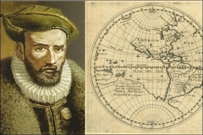 Álvaro de Mendaña y Neyra, explorador y descubridor de las islas Salomón. Imagen cortesía de Kuviajes