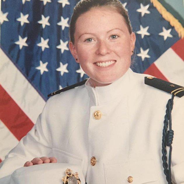 Danielle Randolph, parte de la tripulación del buque carguero El Faro, hundido por la furia del huracán