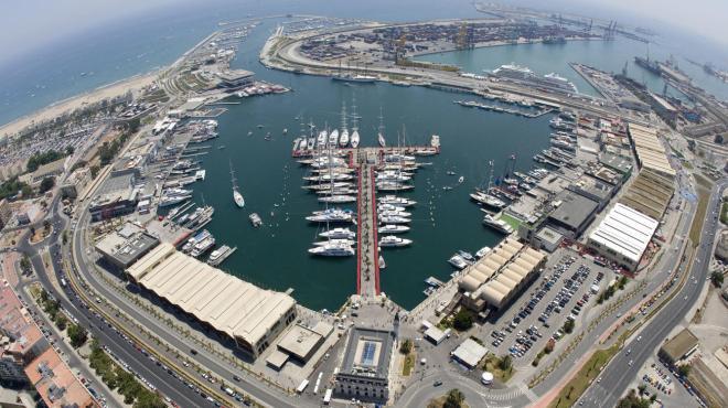 Marina Real Juan Carlos I. (web oficial)