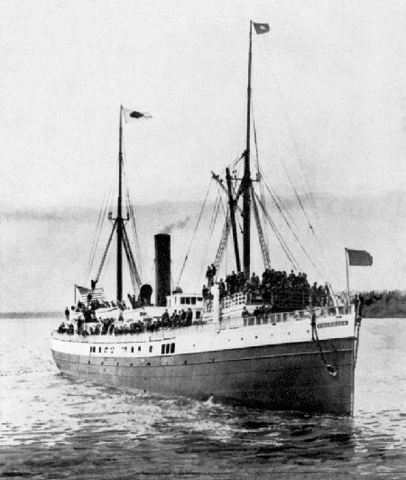 SS Valencia, en 1905 Wikipedia
