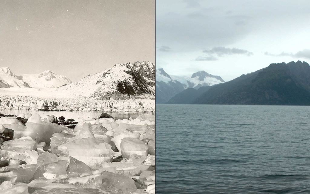 glaciar del noroeste