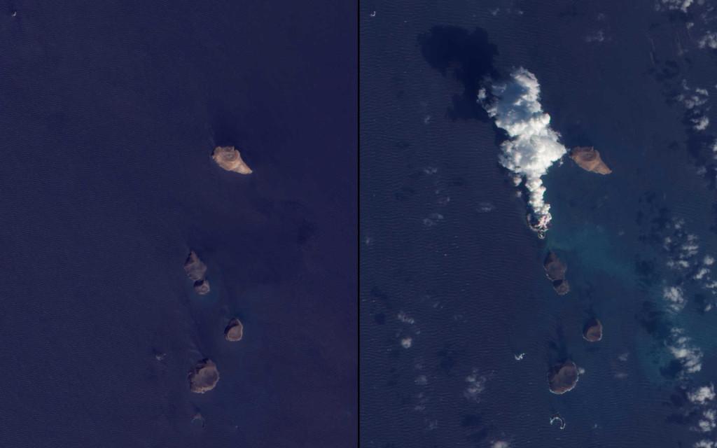 Nueva Isla mar Rojo