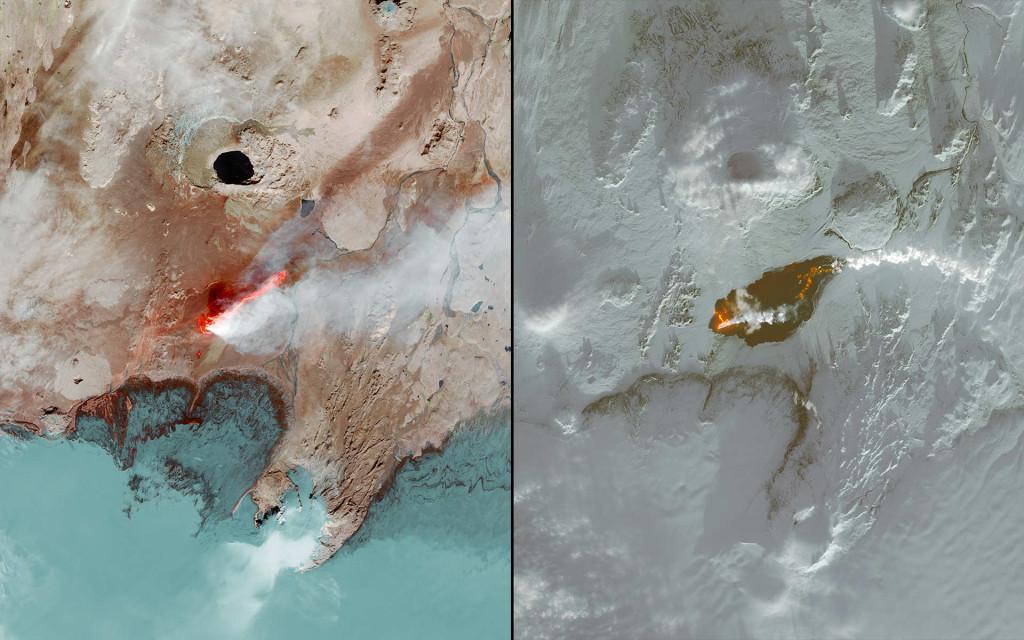 Volcán Vatnajökull