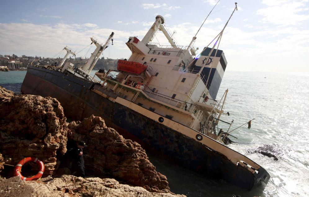 carguero de pabellón boliviano 'Sea Bright'
