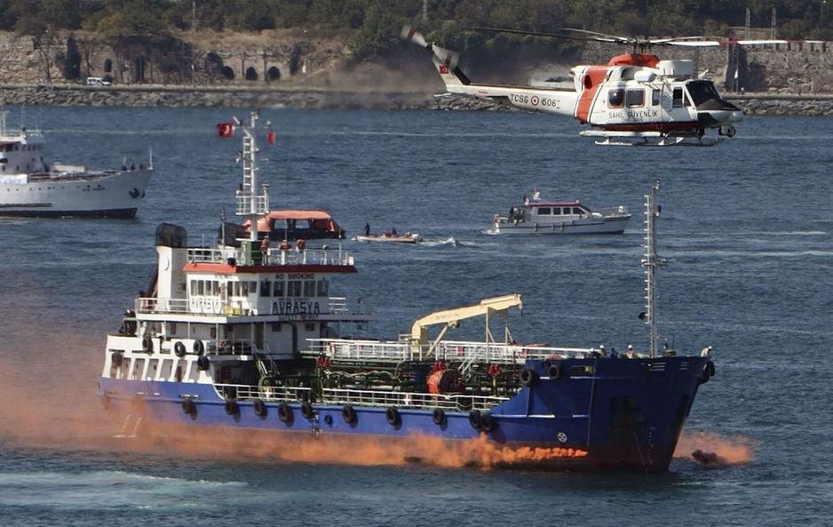 guardia costera de Turquía