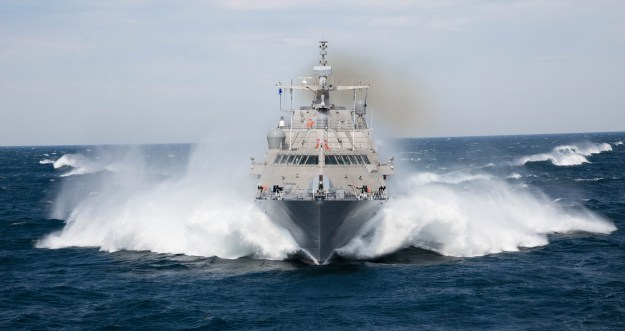 USS Milwaukee (LCS-5)